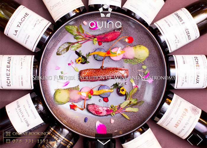Gastronomic Bar QUINQ