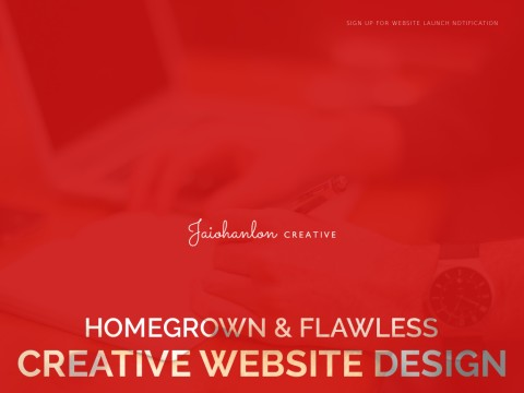 Jaiohanlon Creative Website Design