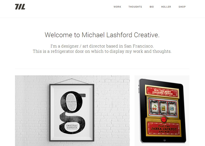Michael Lashford Creative