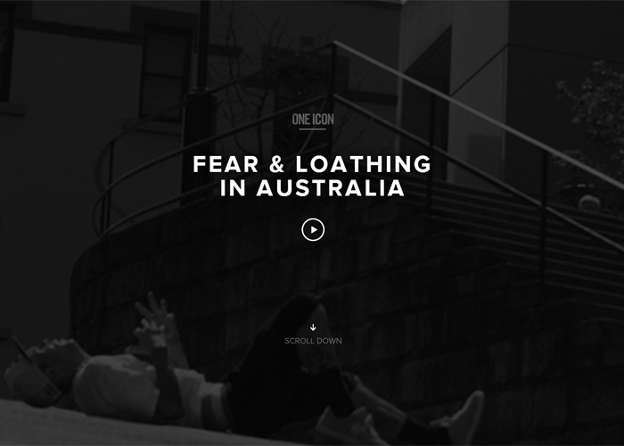 Fear and Loathing in Australia