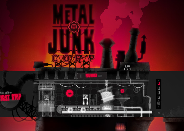 Metal Junk The Game