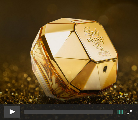 Video: Paco Rabanne ¨1million¨