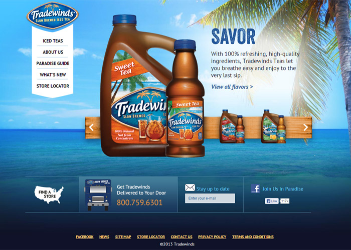 Tradewinds Iced Tea