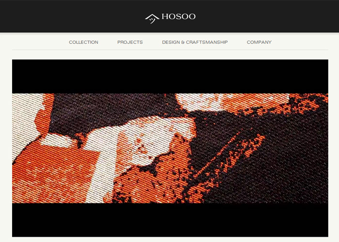 The official HOSOO website