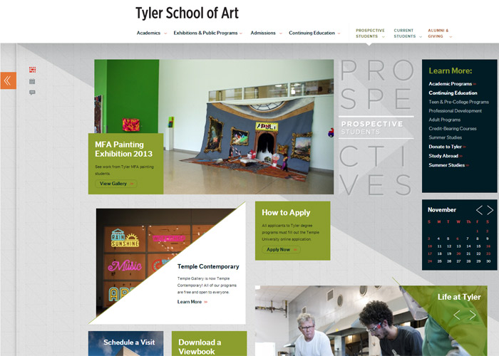 Tyler School of Art
