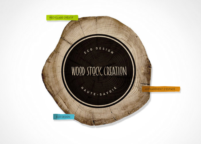 Wood Stock Creation