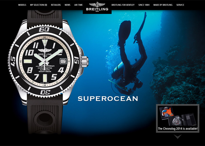 SITE OFFICIEL BREITLING
