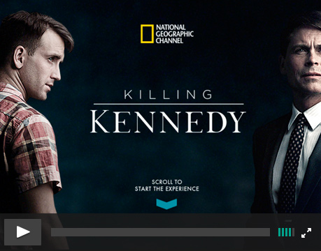 Killing Kennedy Killing Kennedy Trailer