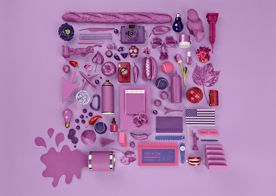 Pantone Reveals Color Of The Year For 2014