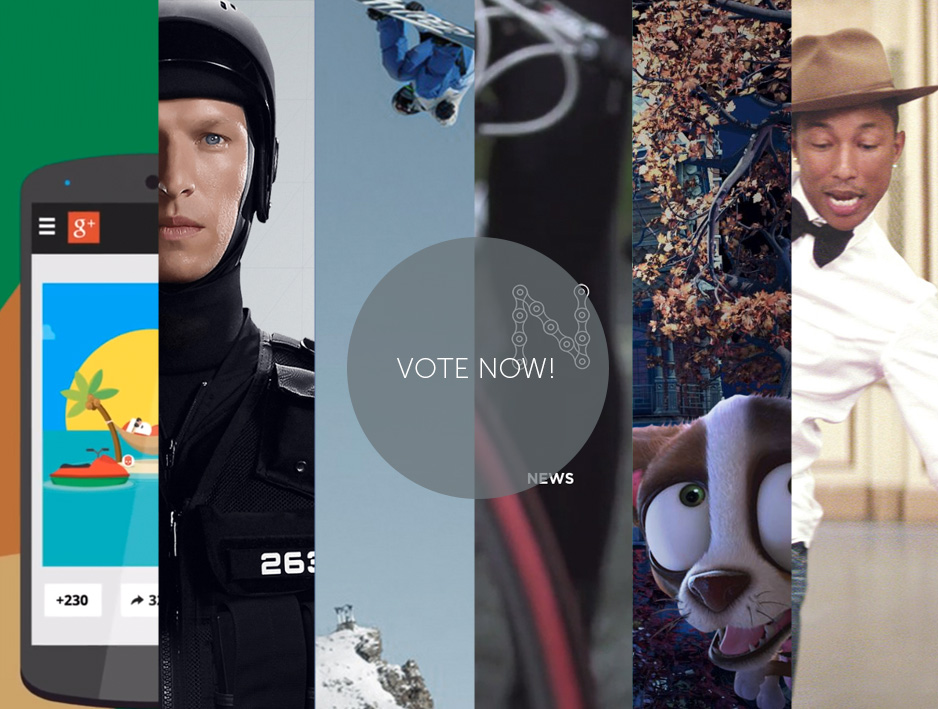 Vote Site Of The Month December 2013 Awwwards