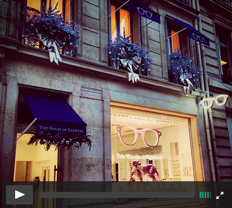 Video: The House Of Eyewear Paris