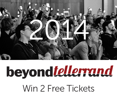 Win 2 Free Tickets to Beyond Tellerrand 2014