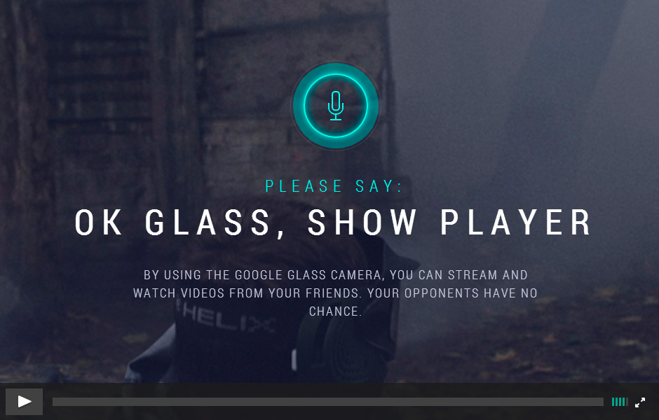 Video: ELEKS Google Glass Experiment