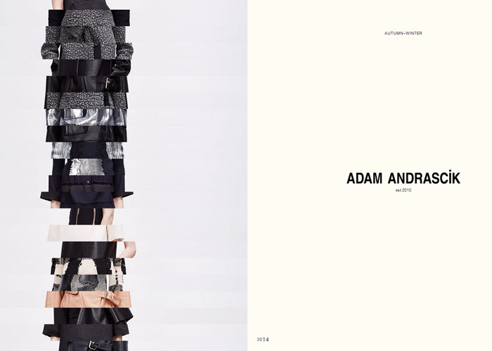 Adam Andrascik — Womenswear