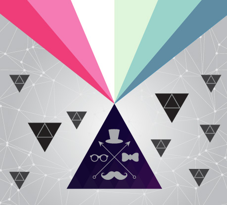 Fun Freebies - Hipster Vector Backgrounds from Freepik
