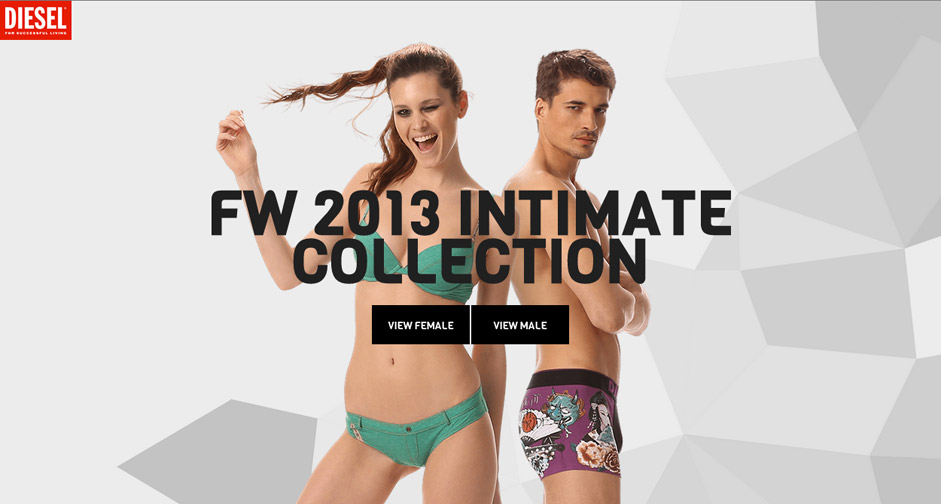 Diesel Intimate Collection