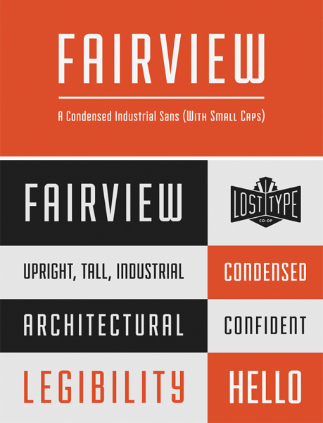 free fonts 2014 fairview