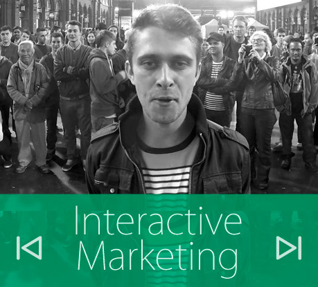 8 Brilliant Interactive Marketing Campaigns