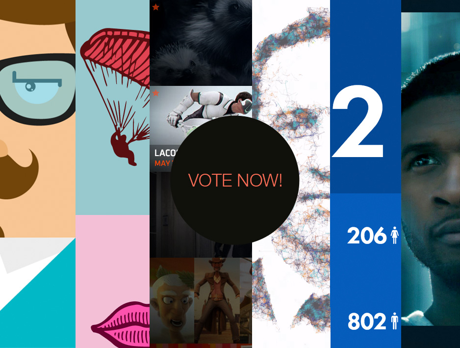 Vote Site Of The Month February 2014 Awwwards
