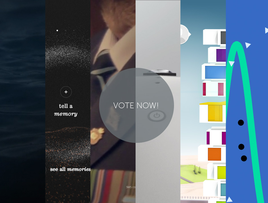 Vote Site Of The Month April 2014 Awwwards