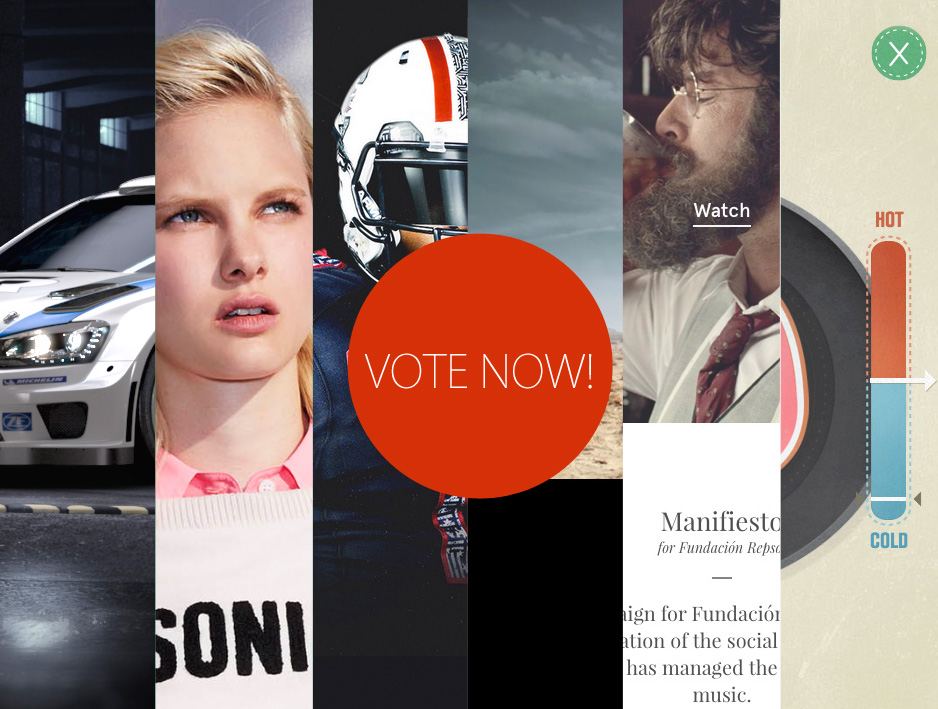 Vote Site Of The Month March 2014 Awwwards