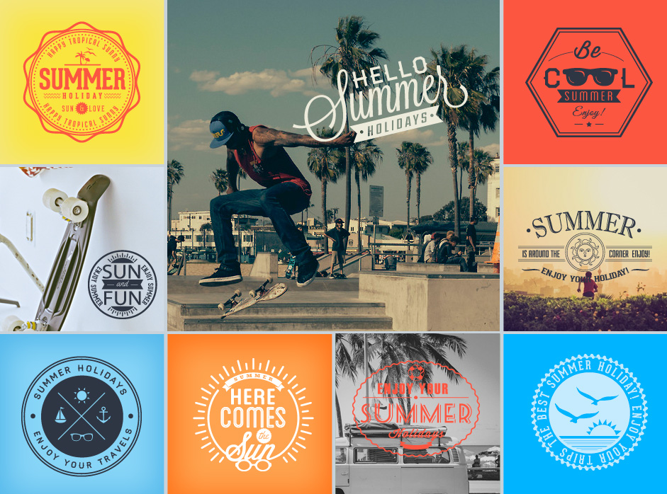 Vecteezy Summer Vector Pack