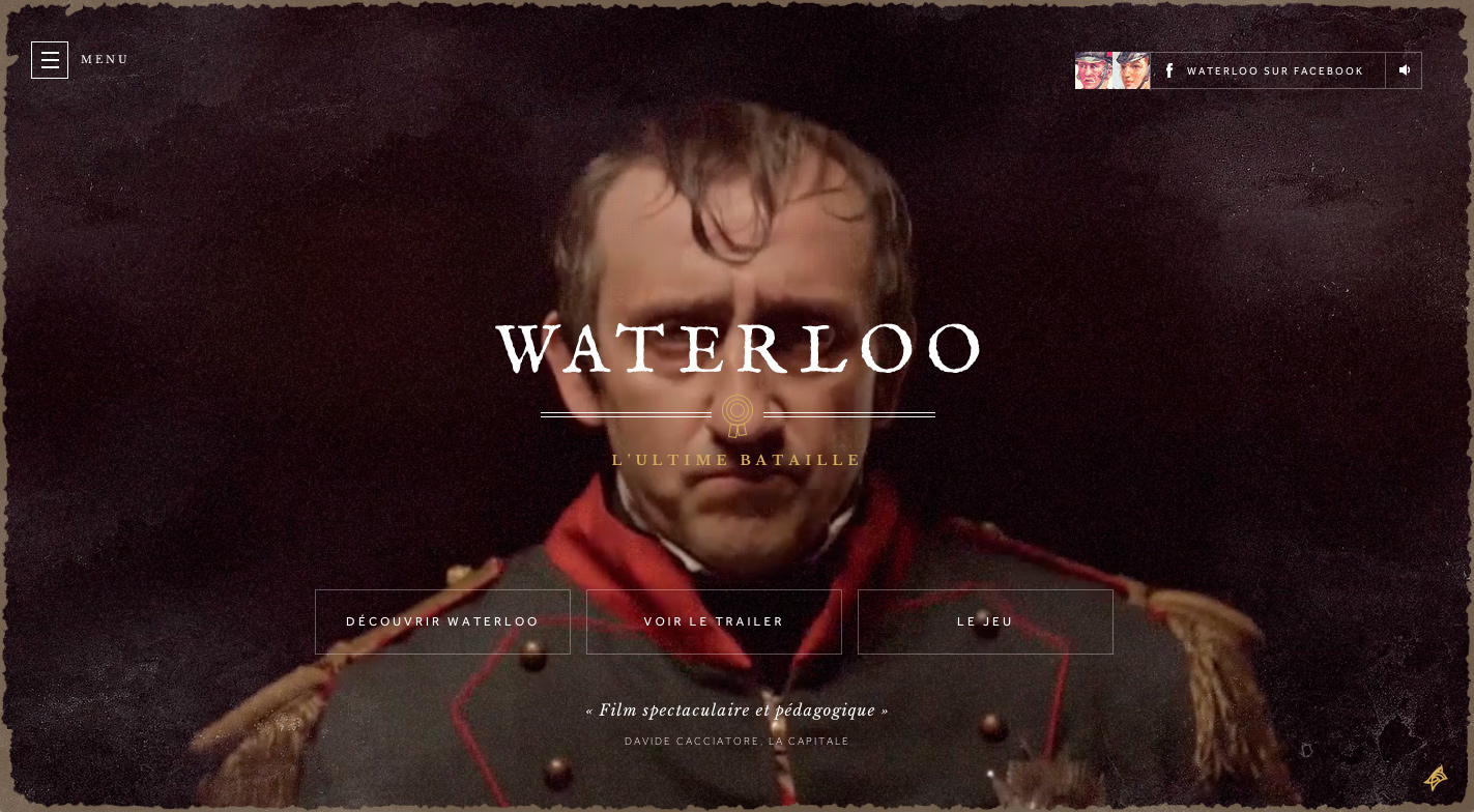 Waterloo The Film Site Of The Day July 22 2014