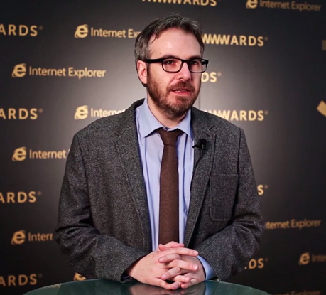 Awwwards Interviews - Simon Collison