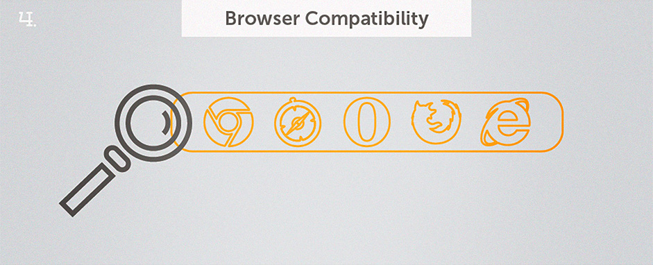 Top 10 Web Design Topics of 2014 - Browser Compatibility