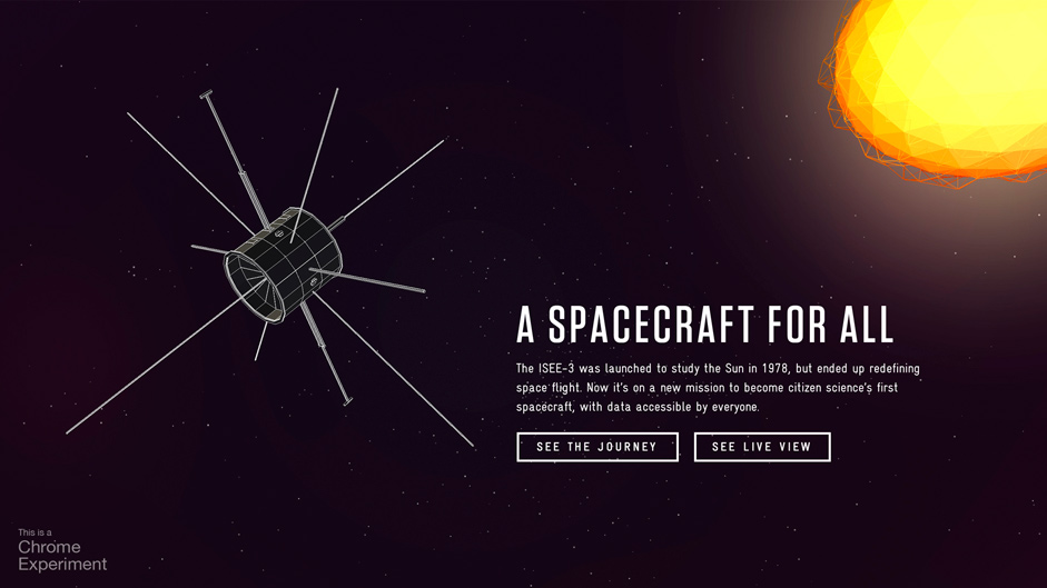 A Spacecraft for All wins SOTM for September
