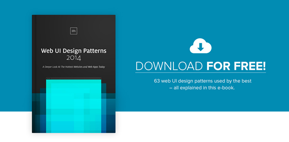 Web UI Patterns From