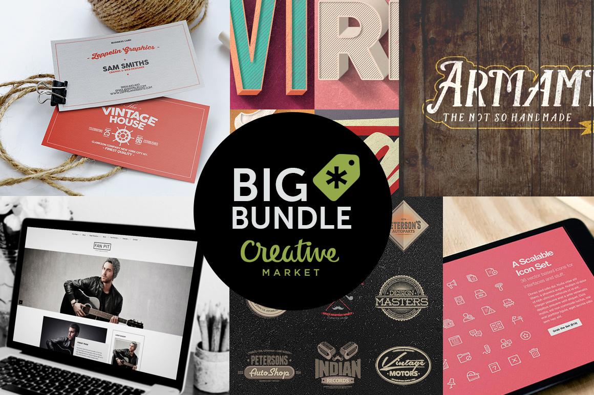 Design Bundle by Creative Market