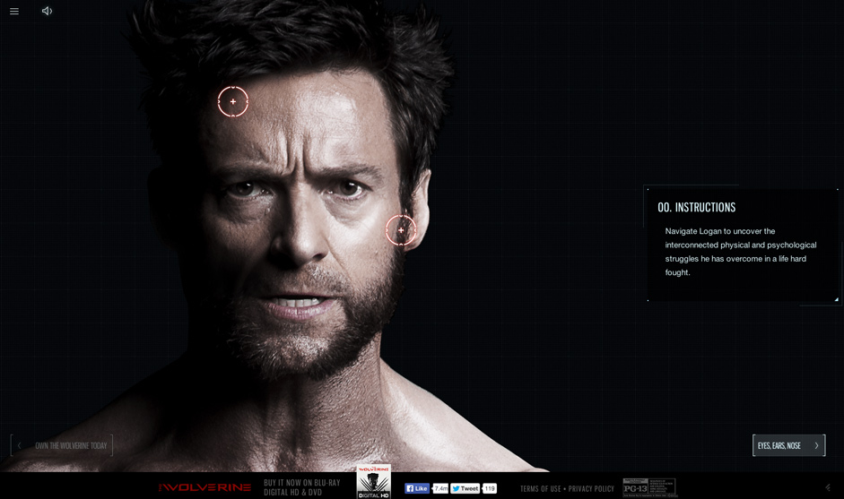 The Wolverine: Unleashed