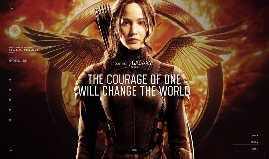 The Hunger Games Exclusive