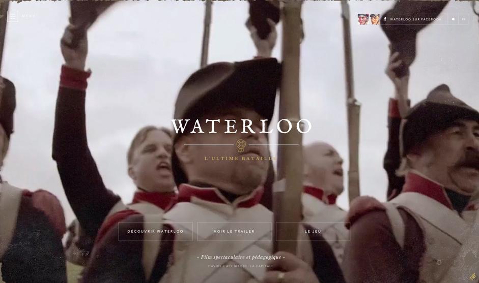 Waterloo: The Film