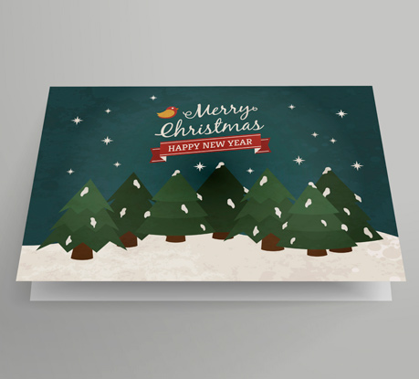 10 New Xmas Cards from Freepik and More Free Resources for your Christmas Projects