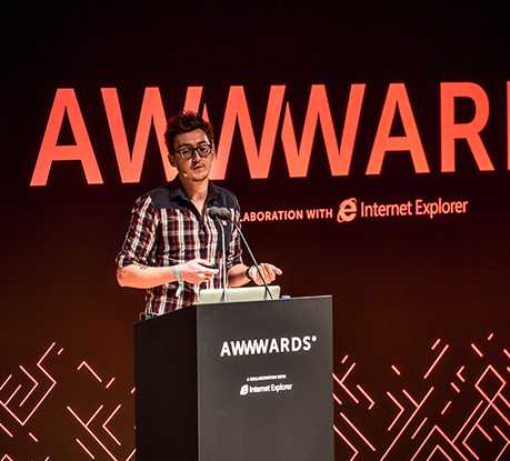 Awwwards Conference 2015 - Henry Daubrez from Dogstudio