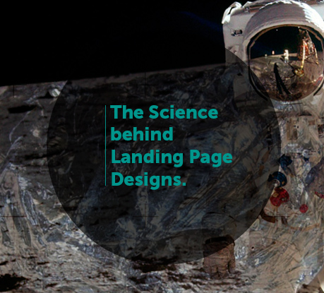 The Science behind Landing Page Designs