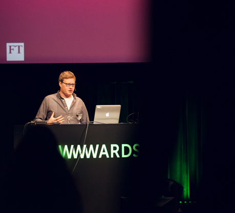 Embracing the Network with Patrick Hamann @Awwwards Conference
