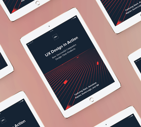Free e-book: UX Design in Action