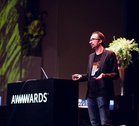 Zen and the Art of UX Design with David Vogel @Awwwards Conference