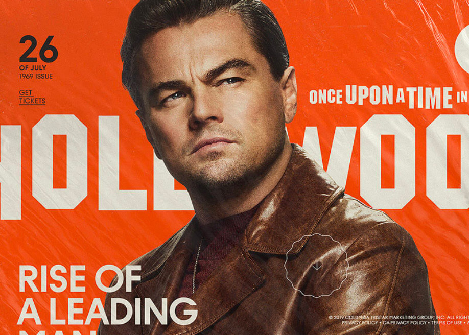 Once Upon a Time in Hollywood by Watson D/G Wins Site of the Month August: A Case Study