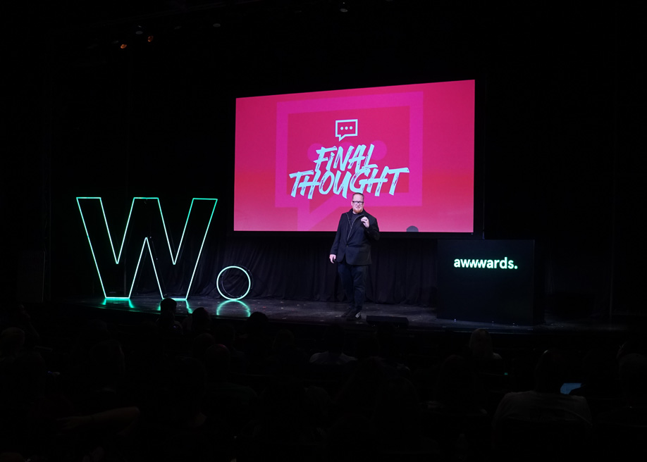 Talk: Elevating the Business Impact of Design, with Stephen Gates Head Design Evangelist at InvisionApp, at Awwwards Conference NYC
