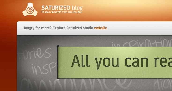 Saturized - The Interactive Agency