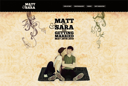 Matthew and Sara
