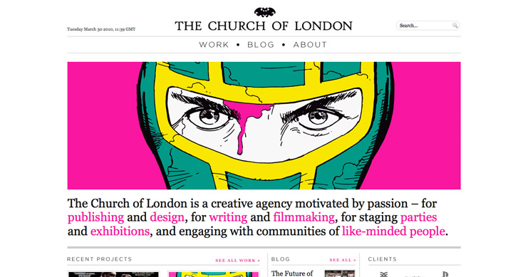 The Church of London