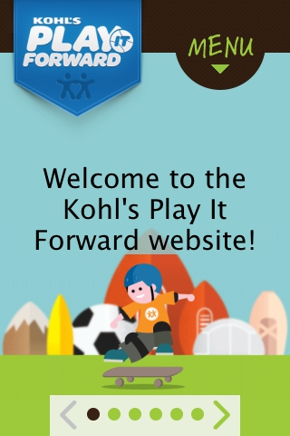 Kohl's Play It Forward
