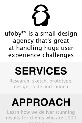 ufoby Design Agency