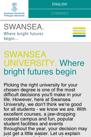 Swansea: Where bright futures begin