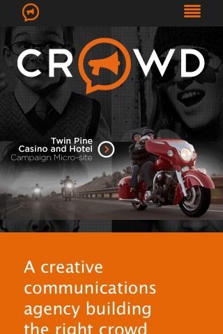 Crowd - Creative Communications